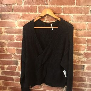 NWT Oversized Free People Sweater